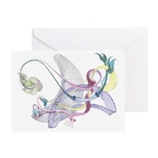 Believing is EVERYTHING Greeting Cards