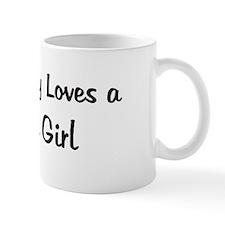 Wren Girl Mug
