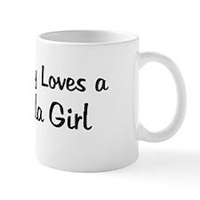 Yoncalla Girl Mug