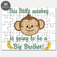 Big Brother To Be Monkey Puzzle