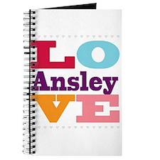 I Love Ansley Journal