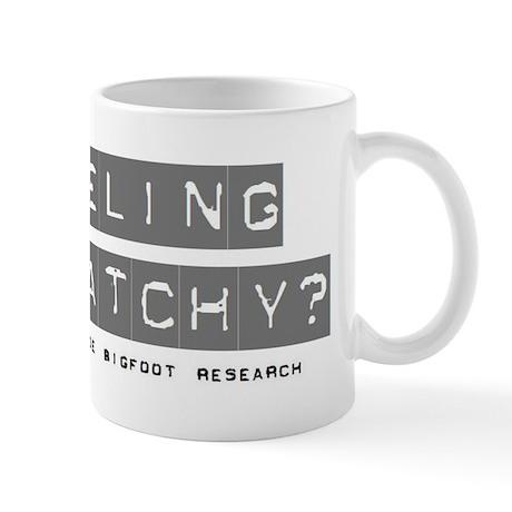 FEELING SQUATCHY STBR Mugs