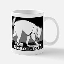 German Shepherd Nose Work Mug