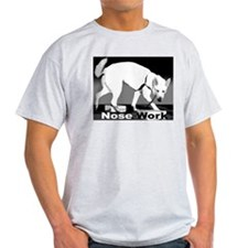 German Shepherd Nose Work T-Shirt