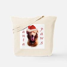 Santa Paws Nova Scotia Tote Bag