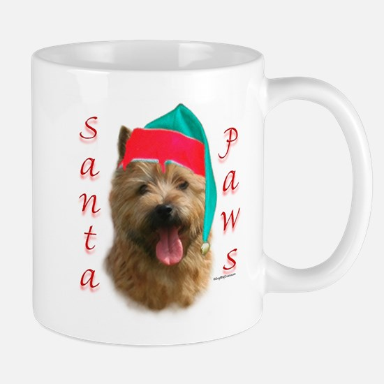 Santa Paws Norwich Terrier Mug
