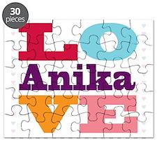 I Love Anika Puzzle