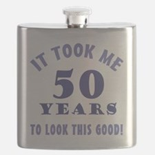 Hilarious 50th Birthday Gag Gifts Flask