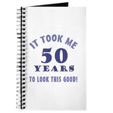 Hilarious 50th Birthday Gag Gifts Journal
