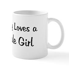 Troutdale Girl Mug