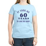 Hilarious 60th Birthday Gag Gifts Women's Light T-