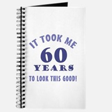 Hilarious 60th Birthday Gag Gifts Journal