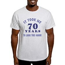 Hilarious 70th Birthday Gag Gifts T-Shirt
