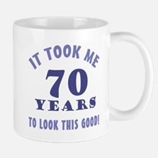 Hilarious 70th Birthday Gag Gifts Mug
