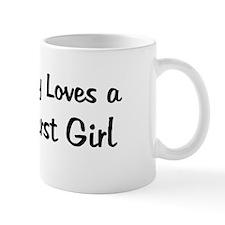 Marylhurst Girl Mug