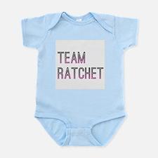 Team Ratchet2 Infant Bodysuit