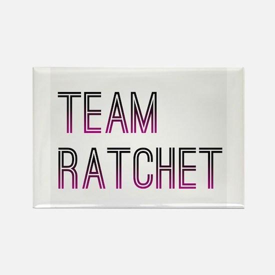 Team Ratchet2 Rectangle Magnet