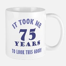 Hilarious 75th Birthday Gag Gifts Mug