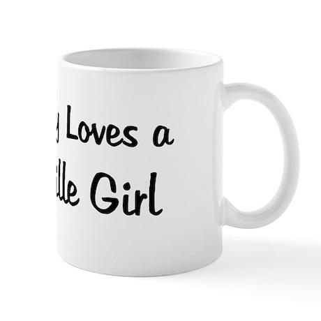 Susanville Girl Mug
