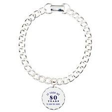 Hilarious 80th Birthday Gag Gifts Bracelet