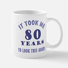 Hilarious 80th Birthday Gag Gifts Mug