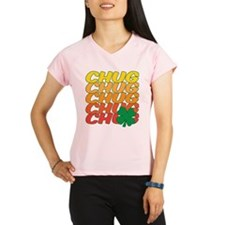 CHUG CHUG CHUG CHUG Performance Dry T-Shirt