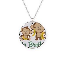 Big Brother Monkeys Necklace
