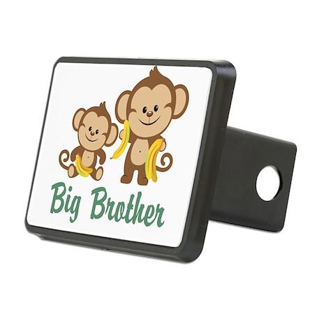 Big Brother Monkeys Rectangular Hitch Cover