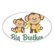 Big Brother Monkeys Decal