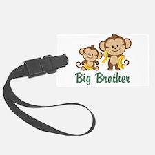 Big Brother Monkeys Luggage Tag