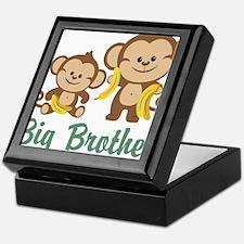 Big Brother Monkeys Keepsake Box