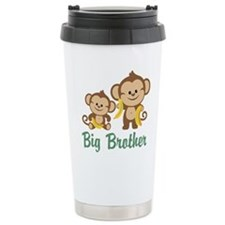 Big Brother Monkeys Travel Mug