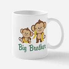 Big Brother Monkeys Mug