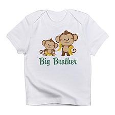 Big Brother Monkeys Infant T-Shirt