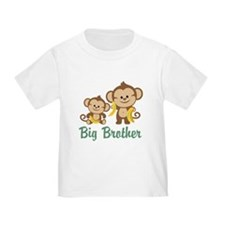 Big Brother Monkeys T