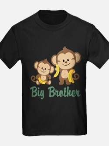 Big Brother Monkeys T