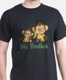 Big Brother Monkeys T-Shirt