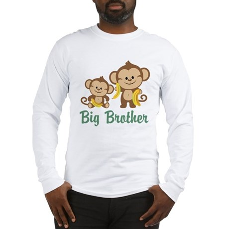 Big Brother Monkeys Long Sleeve T-Shirt