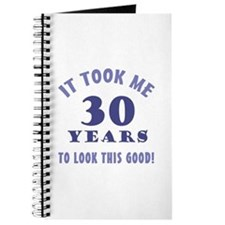 Hilarious 30th Birthday Gag Gifts Journal