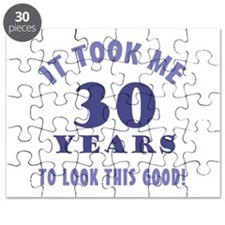 Hilarious 30th Birthday Gag Gifts Puzzle