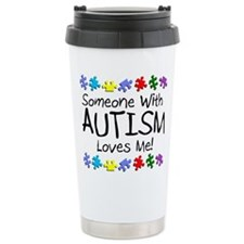 Cool Aba autism Travel Mug