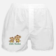 Little Brother To Be Monkey Boxer Shorts