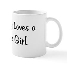 Valsetz Girl Coffee Mug