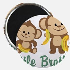"""Little Brother To Be Monkey 2.25"""" Magnet (10 pack)"""