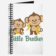 Little Brother To Be Monkey Journal