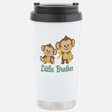 Little Brother To Be Monkey Stainless Steel Travel