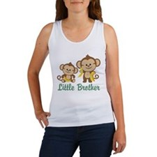 Little Brother To Be Monkey Women's Tank Top
