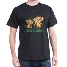 Little Brother To Be Monkey T-Shirt