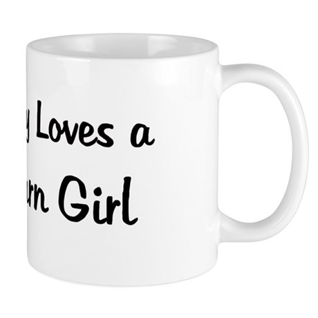 Woodburn Girl Mug