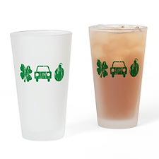Irish Car Bomb, St Paddy's Day Drinking Glass